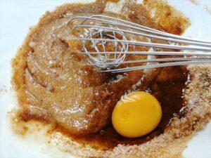 brownie de chocolate con piñones 2 huevo recetas de justicia