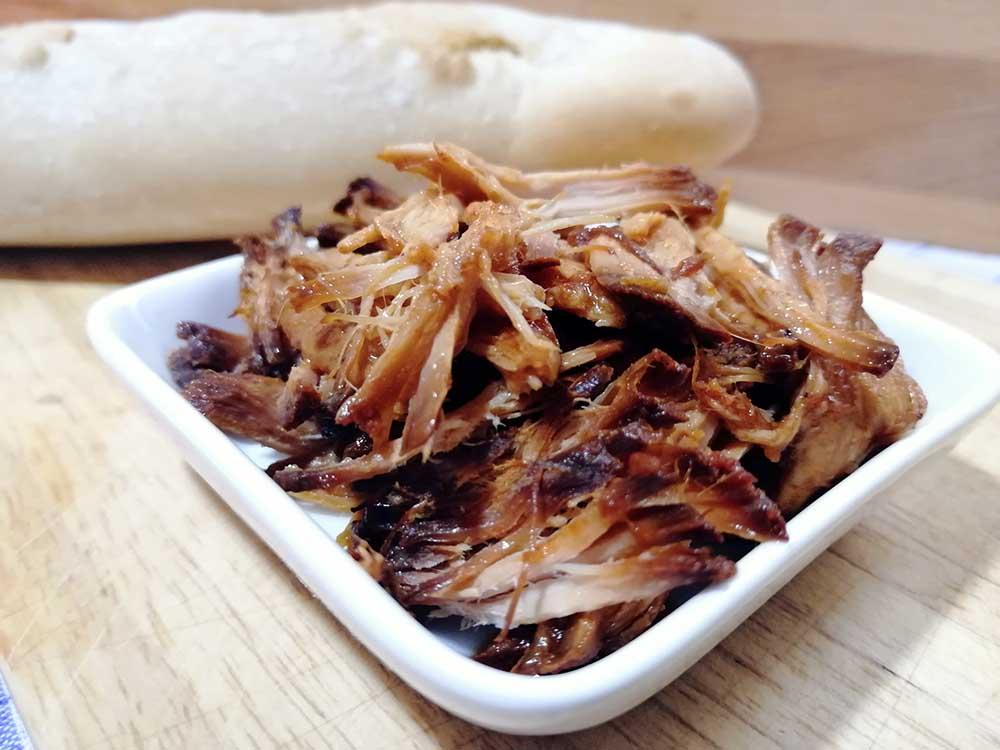 lomo de cerdo asado a baja temperatura